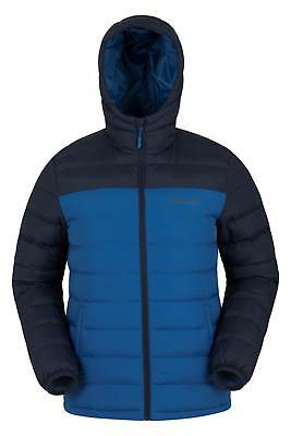 Mountain Warehouse Mens Lightweight Padded Jacket 100% Nylon and 100% Polyester