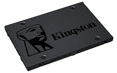 Kingston Ssdnow A400 - Solid State Drive - 480 Gb - Internal - 2.5`... NEW