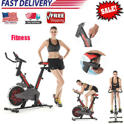 Bicycle Cycling Fitness Cardio Gym Exercise Stationary Bike Home Workout Indoor