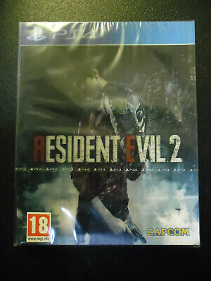 Resident Evil 2 Limited Lenticular Edition  Gioco In Italiano    Nuovo Ps4