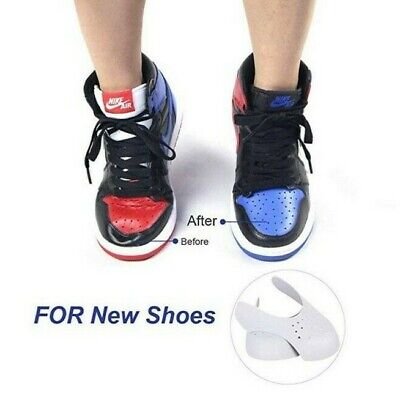 Shoe Anti Crease Shields Toe Creasing Protector Force Fields Sneaker Care lot