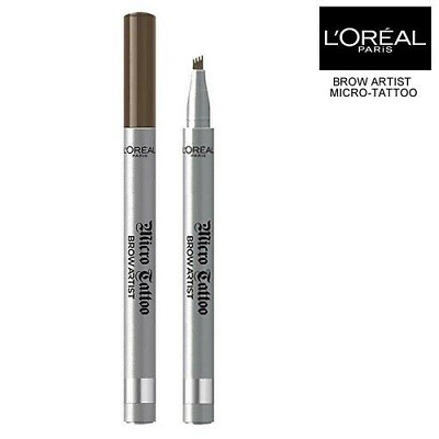 * L'Oreal Paris Brow Artist Micro Tattoo Eyebrow Definer - Choose Shade
