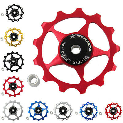 Mountain Jockey Wheel Bicycle Cycling Replacement Attachment Practical