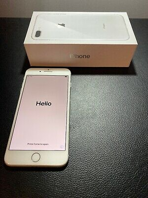 Apple iPhone 8 Plus 64GB - Silver (Unlocked) A1864 (Syd NSW)