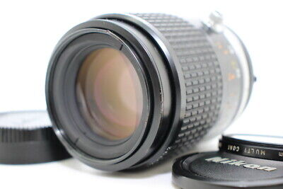 【 MINT 】 NIKON AI-S Micro Nikkor 105mm F2.8 MF AIs Lens From JAPAN