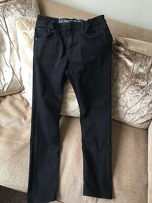 Boys Black H&M Jeans Age 12/13