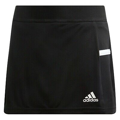 Adidas T19 Girls Skort Climalite Tennis Hockey Youth Team Kids Shorts / Skirt