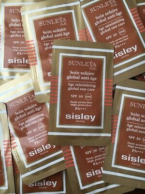 SISLEY SUNLEYA G.E SPF 30 UVA Haute Protection  Prevention Tâches PA+++ 50 Ml