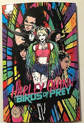 Harley Quinn and the Birds of Prey, Paperback by Tomasi, Peter J.; Pittarese,...