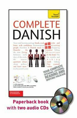 Complete Danish with Two Audio CDs: A Teach Yourself Guide (TY: Language Guid…
