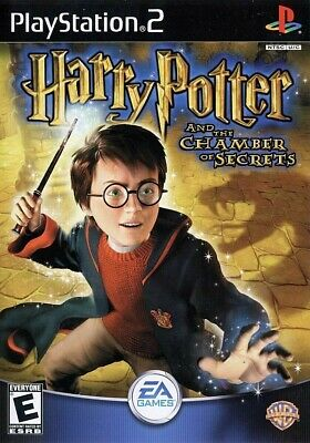 Harry Potter and the Chamber of Secrets - Sony PlayStation 2 PS2 Game