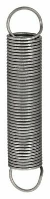 "Raymond 5-1/8"" Standard Steel Utility Extension Spring with Oil Finish; PK3"