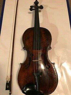 19th Century German Violin/ See full description and photos