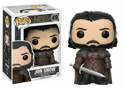 "FunKo POP! Game of Thrones Jon Snow 3.75"" Vinyl Figure"