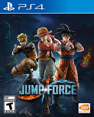 Jump Force Ps4 Game Neuf