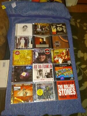 LOT OF 29 NEW SEALED CDS- Rock Pop Country Metal