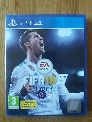 FIFA 18 Ps4 standard edition ea sports
