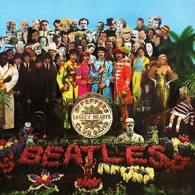 The Beatles Sgt. Pepper's Lonely Hearts Club Band - 2016 De Agostini M/M