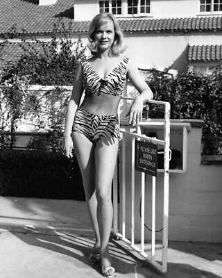 Actress Anne Francis 8x10 Photo H-37