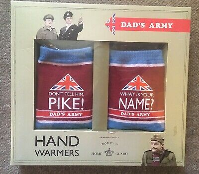 Dad's Army - Hand Warmers - Boxed