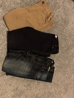 Boys Next Jeans And Chino Bundle Age 4