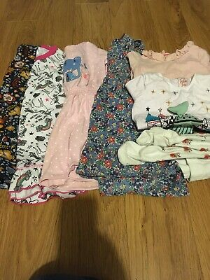 Mixed Bundle Of Girls Clothes, Age 2-3 Years
