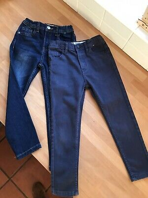 Boys Jeans Bundle Age 6-7 Years - Skinny Fit.