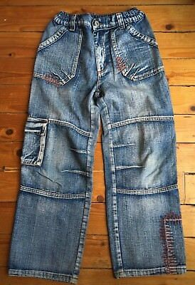 Kids Jeans ,comfortable fit, elasticated waist, UK age 8-11
