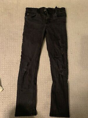 H&M Skinny Fit Boys Jeans Size 10 - 11