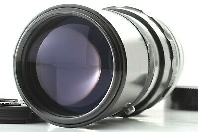【Optics MINT】Nikon Nikkor-Q Auto 200mm f/4 non-Ai Lens from JAPAN#a15【Free Ship】