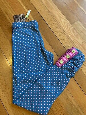 Matilda Jane NWT Size 12 By Design Girl's Leggings - Make Believe Collection