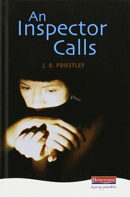An Inspector Calls (Heinemann Plays For 14-16+) by J.B. Priestley~Hardcover~New