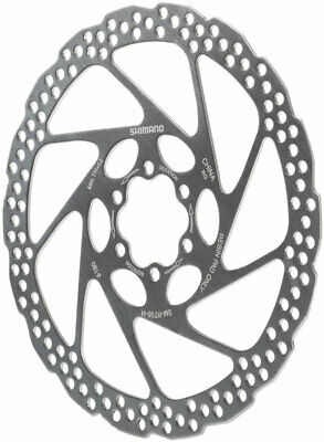 Shimano Deore SM-RT56 6-Bolt Disc Brake Rotor silver Size:Durchmesser 160 mm