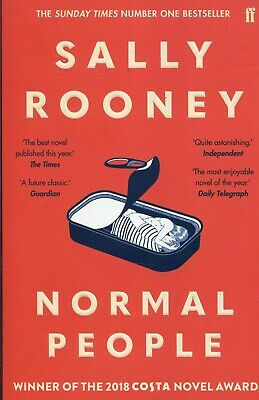 Normal People by Sally Rooney ~ Paperback Book ~ New ~ 2019