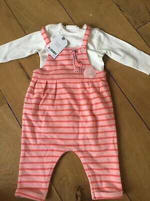 Next Baby Girls Brand New With Tags Outfit 3-6 Months