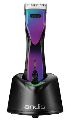 Andis Pulse ZR II - Limited Edition Purple Galaxy Cordless Clipper