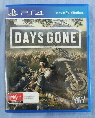 Playstation 4 Game, Days Gone Ps4