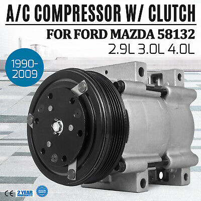 67188 REMAN 1 year Wty A//C Compressor Fits Explorer /& Sport Trac Mountaineer