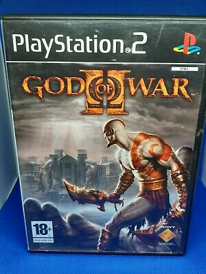 Jeu  vidéo PS2 Sony playstation 2 god of war