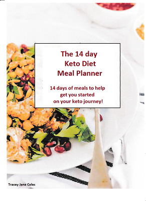 Keto Diet Meal Planner Book  -   Delicious Recipes - 2020  - PDF