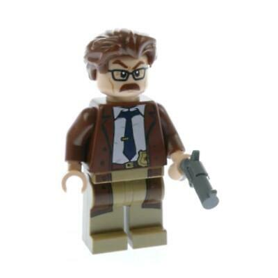 Lego DC Super Heroes Commissioner Gordon Minifigure from set 76120 NEW