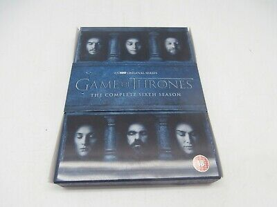 Game of Thrones - Season 6 DVD 2016