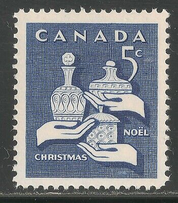 Canada #444 (A215) VF MNH - 1965 5c Gifts of the Wise Men - Christmas