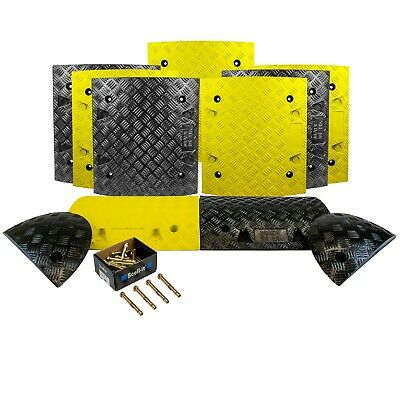 HEAVY DUTY UK 5MPH SPEED RAMP KIT (75mm) - ALL SIZES - CHEAPEST SPEED BUMP KIT
