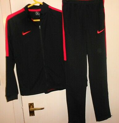 Girls Nike Dri Fit Tracksuit Top AND Joggers Age 12-13 Years unworn new
