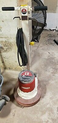 Advance p.m. 1000 17 inch commercial floor machine - LOCAL PICKUP ONLY