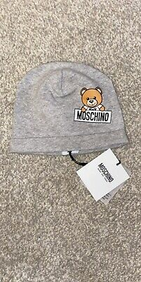 Moschino Baby Unisex Hat. Brand New With Tags