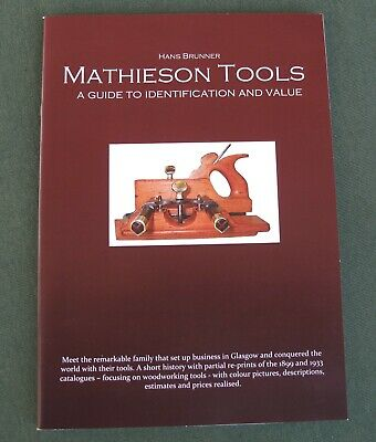 Mathieson Tools - A History & Guide to Identification and Value for Collectors