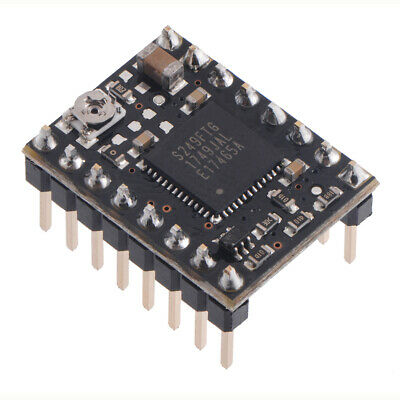 TB67S249FTG Stepper Motor Driver Compact Carrier (Header Pins Soldered)