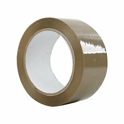 Clear Carton Sealing Packing Tape 220 Ft 8NET 36 Rolls 2.6mil 2/'/'x110 yds